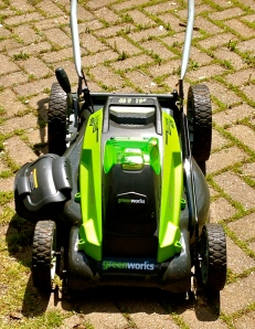 "Greenworks 40V 19"" Mower"