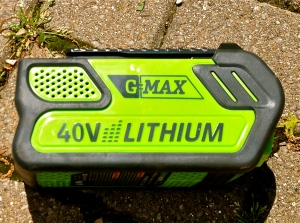 Greenworks 40V Lithium-Ion Battery Pak